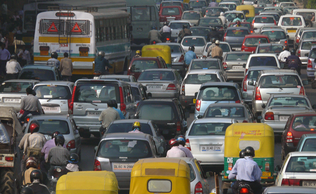 Increasing Traffic Congestion to Slow Auto Sales: Study