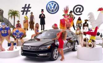 Volkswagen Self-Deprecates in Super Bowl Teaser Spot