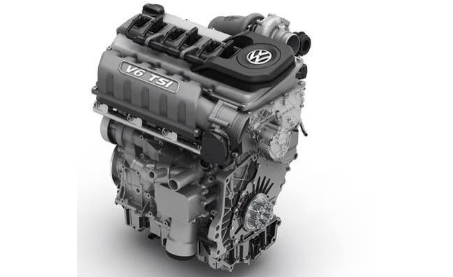 Volkswagen Golf R Evo Powered by V6?