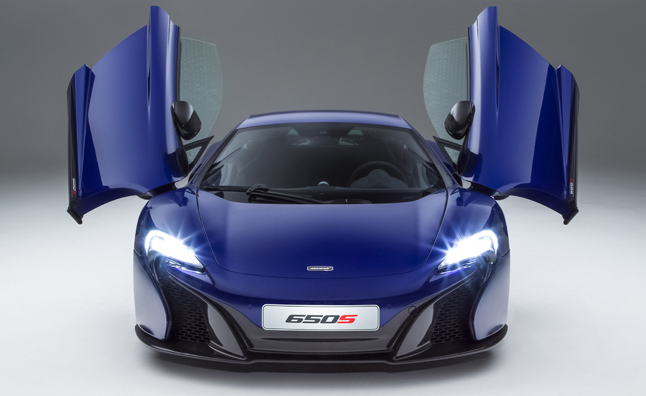 McLaren 650S Pricing and Options Leaked