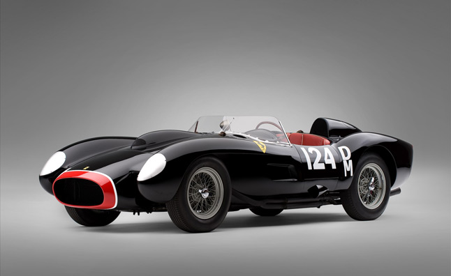 1957 Ferrari Testa Rossa Sells for $39M in the UK
