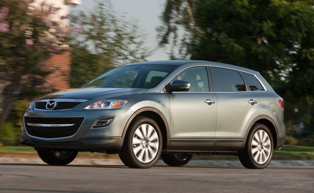 Mazda CX-9 Under Investigation for Brake Issues