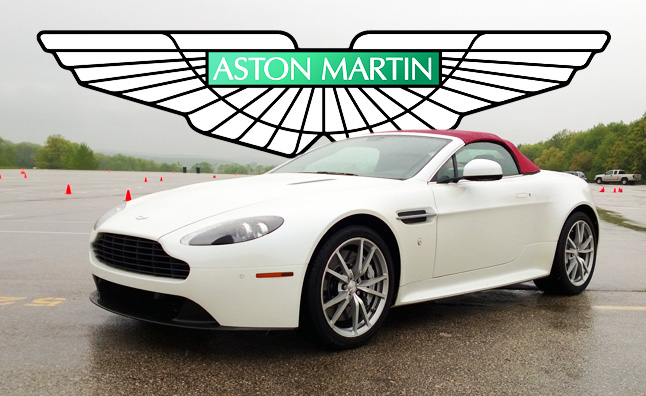 Aston Martin Gas Pedal Recall Expands by 5,000