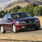 Honda Accord Steals Camry's Best-Seller Title… Sort of