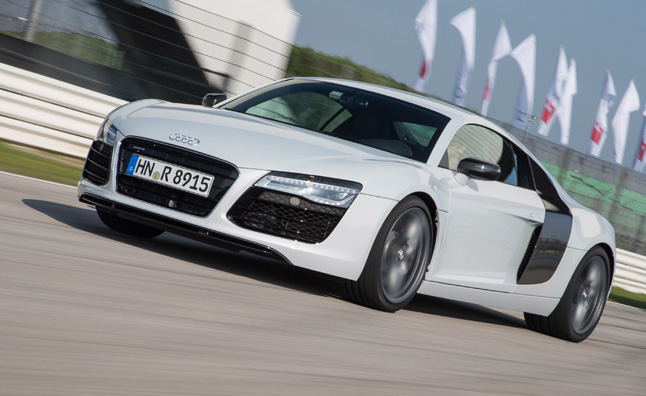 Audi 4.2-Liter V8 to Live On: Report