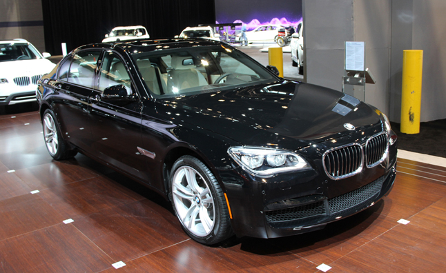 2014 BMW 740Ld xDrive a Diesel Flagship for 'Murica