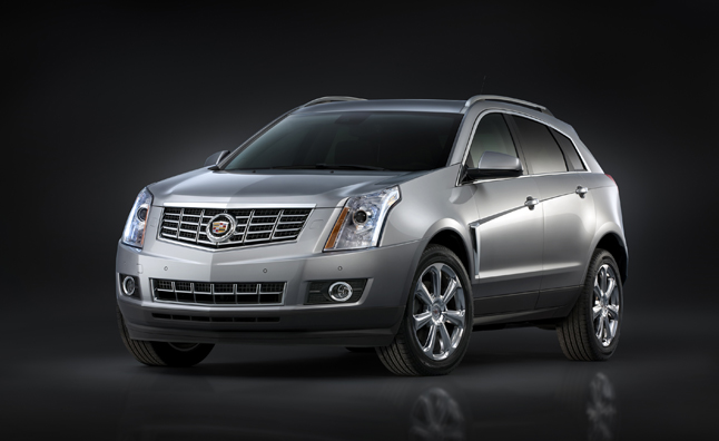 2014 Cadillac SRX Earns Five-Star NHTSA Safety Rating