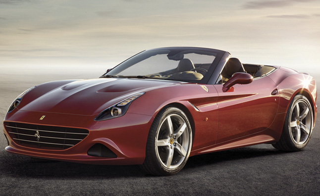 2014 Ferrari California T Bows With 552HP, 523 LB-FT
