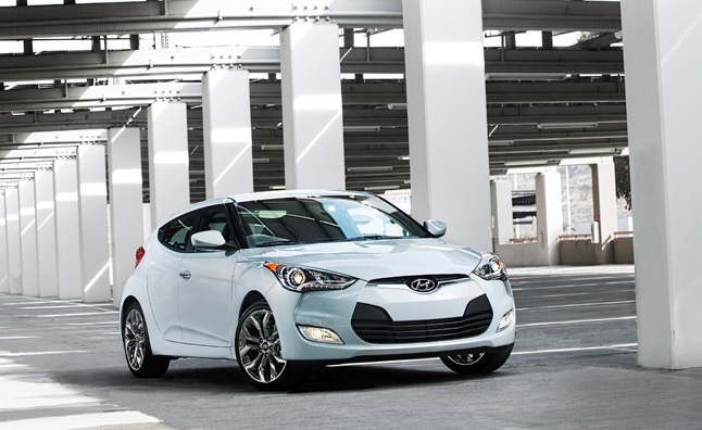 2014 Hyundai Veloster RE:FLEX Special Edition is Only Sort of Special