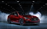 Infiniti Q50 Eau Rouge Engine Teased: Turn Up Your Speakers