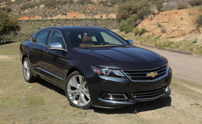 Chevy Hopes Free Rental Impalas Encourage Sales