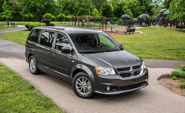 2014 Dodge Grand Caravan Priced from $21,390
