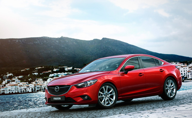 Mazda6 Diesel Delay Due to Underwhelming Performance
