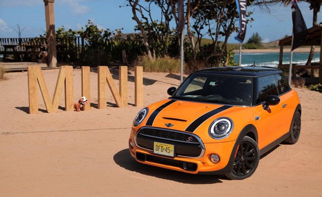 MINI Lineup Shrinking to Five Models by 2020