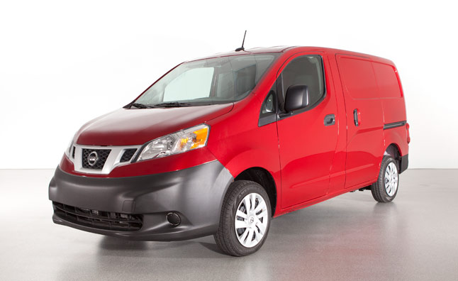 2014 Nissan NV200 Priced from $21,100