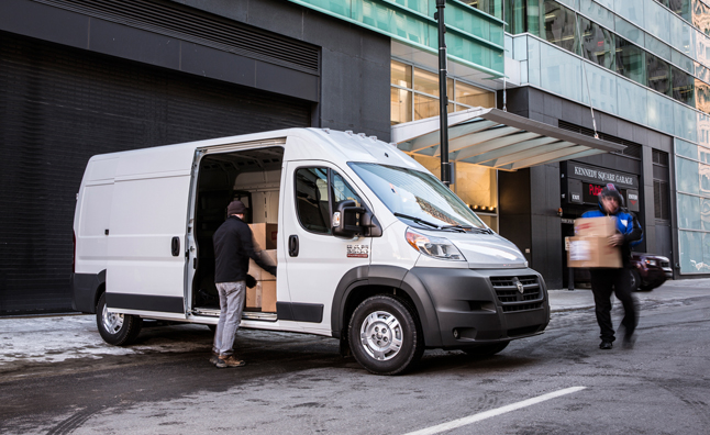 2014 Ram ProMaster Recalled for Accelerator Flaw
