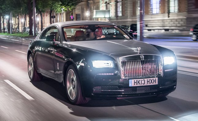 Most Rolls-Royce Cars Sold Last Year Were Bespoke