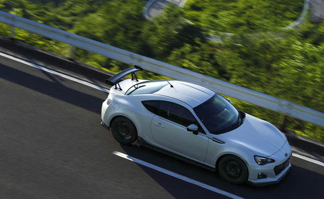 Subaru BRZ Special Edition Coming Soon