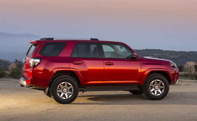 Toyota 4Runner Discounted for 30th Anniversary