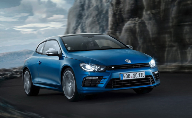 Volkswagen Scirocco Refreshed, But You Still Can't Have it