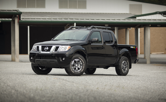 Nissan Frontier Pickup Recalled for Fire Risk