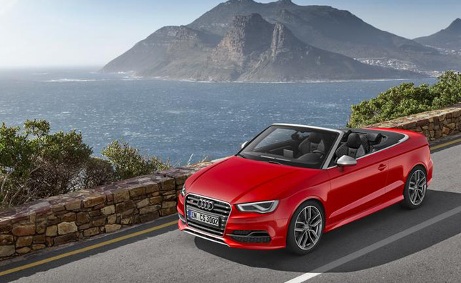 2014 Audi S3 Cabriolet Revealed Before Geneva Debut