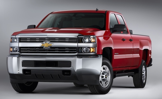 Chevy Expands CNG Availability in Heavy Duty Trucks