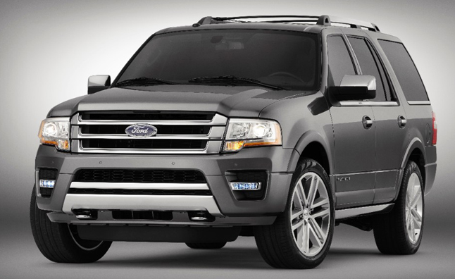 2015 Ford Expedition Goes All EcoBoost All the Time