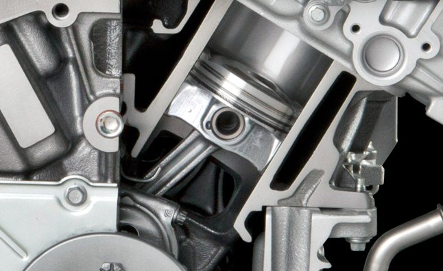 2015 Ford F-150 EcoBoost Engine Close Up