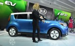 2015 Kia Soul EV Video, First Look