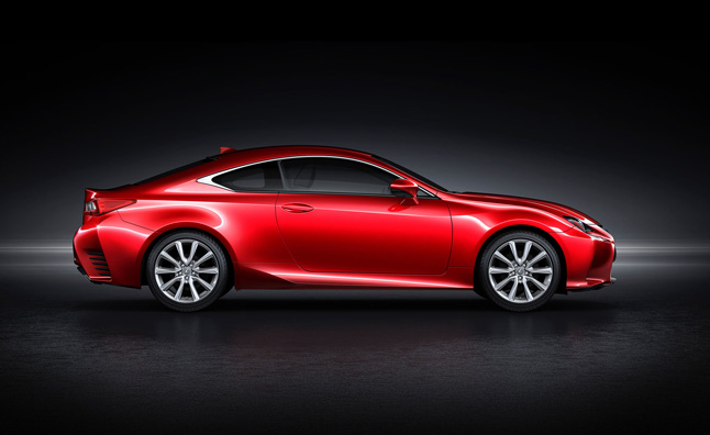 Lexus RC 350 F Sport, GT3 Racer to Debut at Geneva