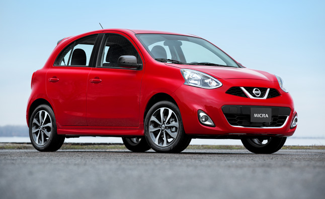 Nissan Micra to Cost an Incredibly Low $9,998