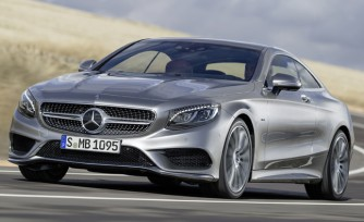 2015 Mercedes S-Class Coupe is Deliciously Germane