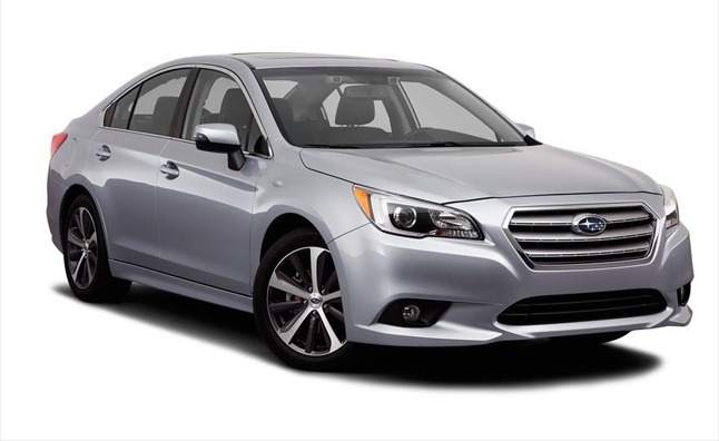 2015 Subaru Legacy Leaked Before Chicago Debut