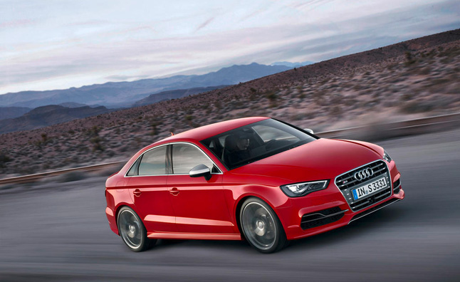2015 Audi S3 Price Leaked, Starts at $41,995