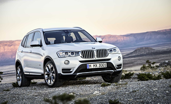 2015 BMW X3 Diesel Priced From $42,825 for US Market