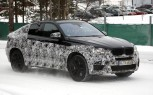 2015 BMW X6 M Caught Winter Testing