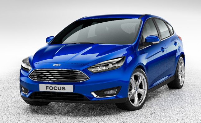 2015 Ford Focus Adds 1.0L EcoBoost