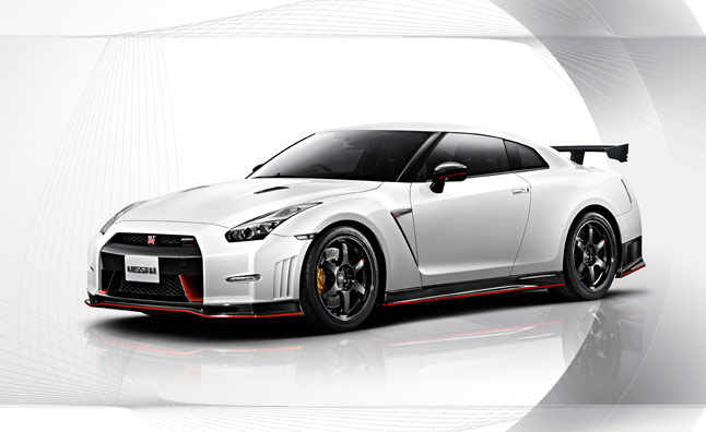 2015 Nissan GT-R NISMO Priced at $151,585