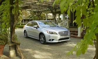 2015 Subaru Legacy Video, First Look
