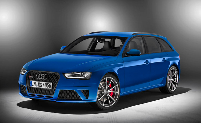 Next Audi RS4 to Get Turbo Six-Cylinder Engine
