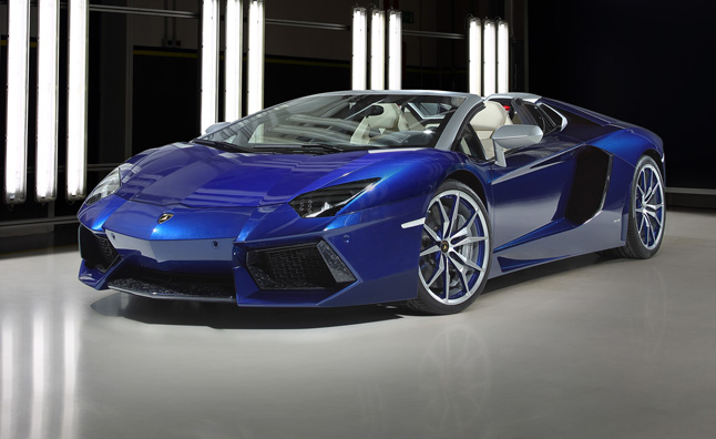 Lamborghini Personalization Program Expanded