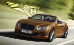 Bentley Continental GT Speed Gets Genteel Upgrades