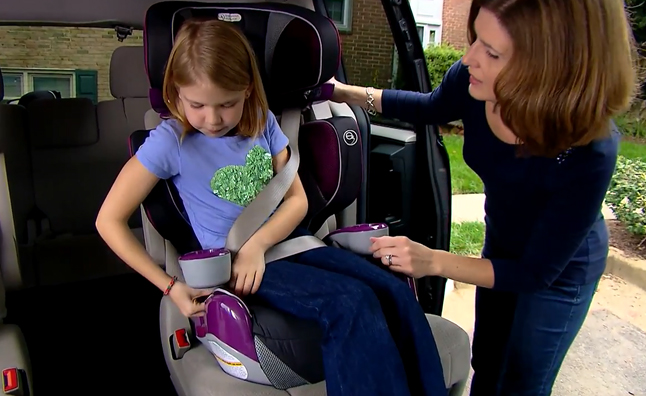 Child Seat Weight Limit Labels Revised by Feds