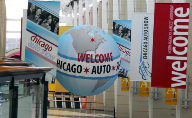 Best Cars of the Chicago Auto Show as Chosen by You