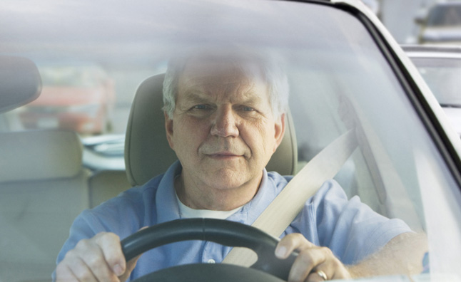 Crashes Involving Geriatric Drivers on the Decline