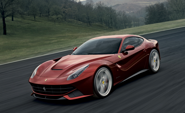 Ferrari Named 'Most Powerful Brand' Twice in a Row