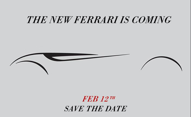 Ferrari Teases 149M Project One Last Time