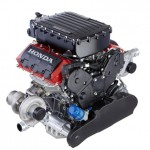 Honda Reveals 3.5L V6 Prototype Racing Engine