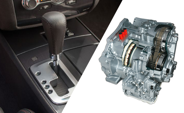 How Does a CVT Work?